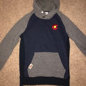 Tops - Colorado Knit Stitch Hoodie